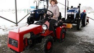 Минитрактор беларус 132н лучший мини-трактор беларусь(, 2013-02-07T11:37:49.000Z)