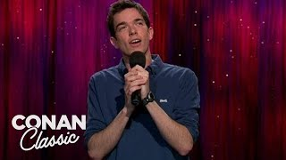 "John Mulaney Is Obsessed With ""Law & Order"" - ""Late Night With Conan O'Brien"""