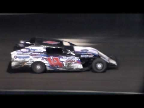 Modified Amain @ Hancock County Speedway 08/13/16