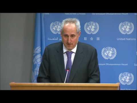 ICP Asks UN of Burundi, Yemen, Ban's Brother Myanmar Mining, Bribery, Gallach Use of Funds, Uganda
