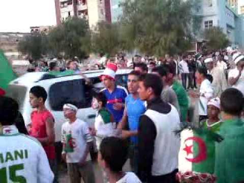 algerie/arzew/plateau/// qu'elle ambiance