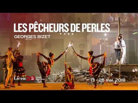 LES PÊCHEURS DE PERLES (2018/19)