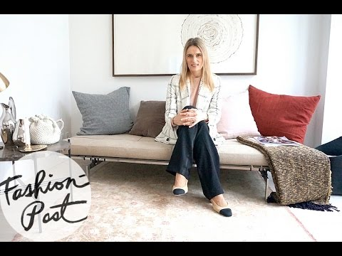 Fashion-post TV: Houzz Tour hos Cecilie Ingdal Christiansen