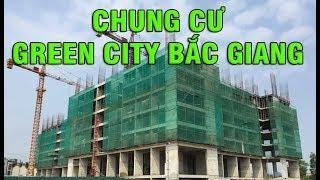 Đẩy nhanh tiến độ dự án chung cư GREEN CITY BẮC GIANG - TTB HOMES