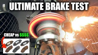 Download What Are The Best Brake Pads? Cheap vs Expensive Tested! Mp3 and Videos