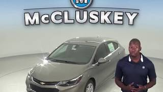 183849 New 2018 Chevrolet Cruze LT FWD 4D Hatchback Test Drive, Review, For Sale -