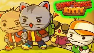 NAJLEPSZA ARMIA KOTÓW! | STRIKEFORCE KITTY PC #admiros