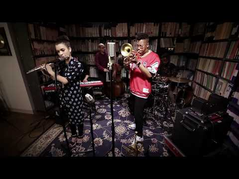 Christian Scott Quintet - The Last Chieftain - 5/22/2017 - Paste Studios, New York, NY