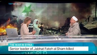 The War in Syria: Interview with Muhammad Al-Yaquobi