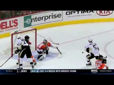 STEVE MASON - PHILADELPHIA FLYERS HIGHLIGHTS