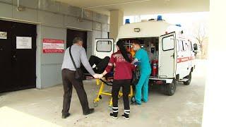 На страже здоровья: Специалисты скорой помощи отмечают свой профессиональный праздник