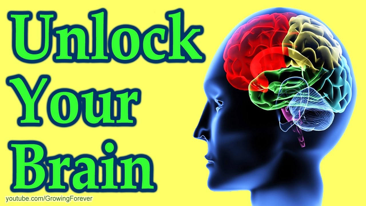the brain unlocked how to use your brain power subconscious mind