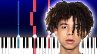 iann dior - emotions (Piano Tutorial)