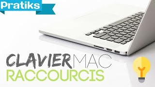 Quelques raccourcis clavier sur Mac