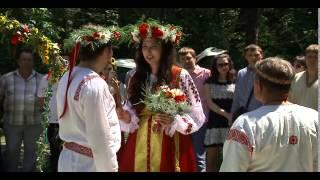 видео Свадьба в русских народных традициях