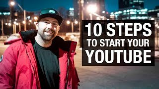 How To Start A YouTube Channel In 2019