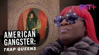 "Queenpin Delrhonda ""Big Fifty"" Hood Owned Her Look & The Streets 