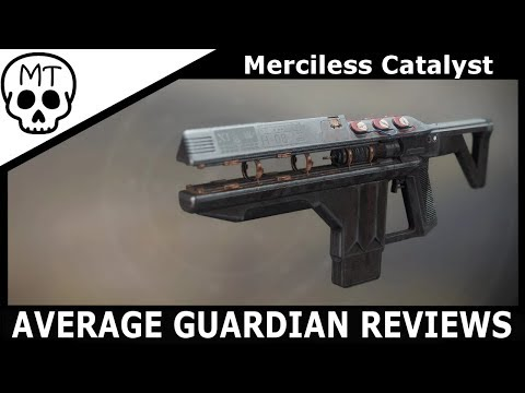 Merciless Catalyst in Year 2 | How Good Is It? | Destiny 2