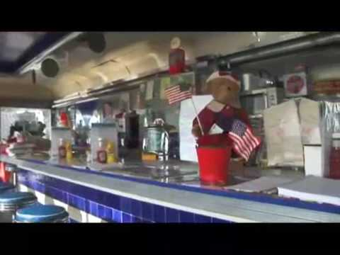 the 50s american diner 60th anniversary 1950 2010 featuring the toy hearts youtube. Black Bedroom Furniture Sets. Home Design Ideas