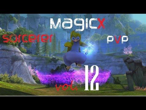 Aion 4.6 | Sorcerer PVP | Magicx | vol. 12