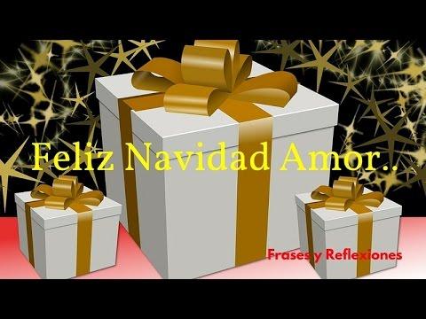 Feliz Navidad Amor Feliz Ano Youtube