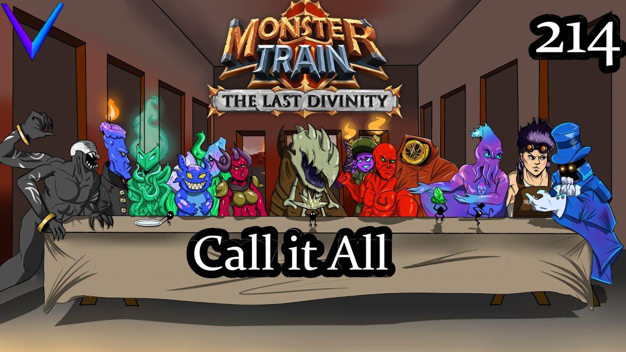 Download Blessed Run | Covenant 25 Umbra/Ex Hellhorned | Monster Train - The Last Divinity