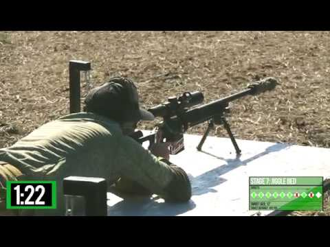 Precision Rifle – 2018 Bighorn Steel Classic [Part 1] – National Rifle League
