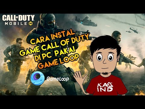 Tutorial Cara Install Game Call Of Duty di Game Loop Tencent thumbnail