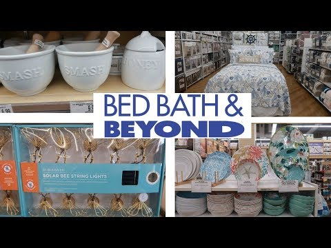 BED BATH & BEYOND SHOPPING * COME WITH ME