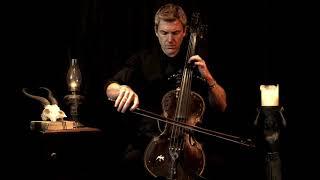 Talisman by Adam Hurst, Original Solo Cello, Live Version