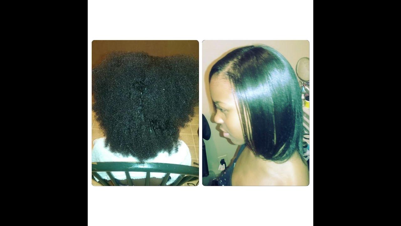 Pressing Oil For Natural Black Hair