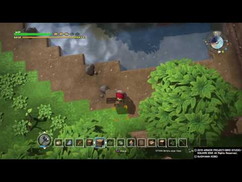 Download Youtube: DRAGON QUEST BUILDERS - Cantlin Garden Chapter 1