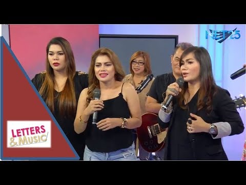 """""""AEGIS"""" Promotes Their Upcoming """"20 Dekada"""" Concert (NET25 LETTERS AND MUSIC)"""