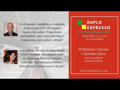 Duplo Expresso 3/out/2018