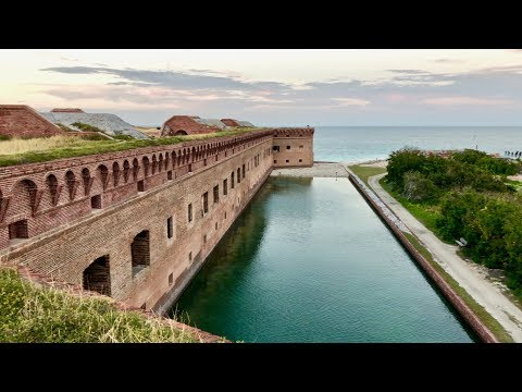 A Fort in the Middle of the Sea - Fort Jefferson