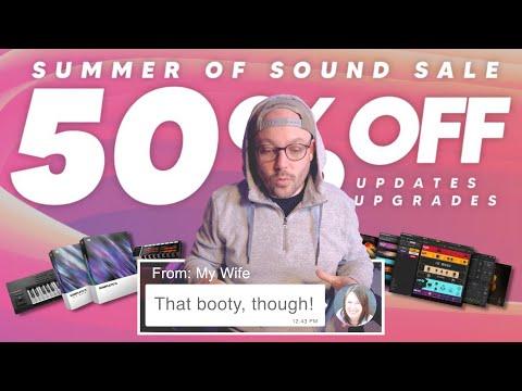Native Instruments' Summer of Sound - Walkthrough & FAQs - DON'T WAIT!