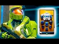 Halo 5 CLASSIC HELMET REQ Pack Showcase (EOD, CQB, Military Police, and more)