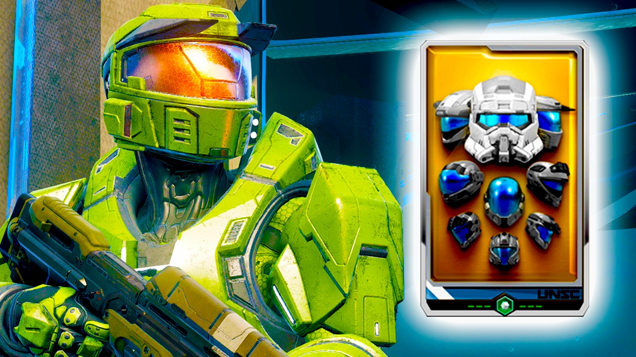 how to get military police helmet in halo 5