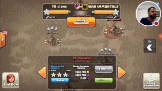 Kb 12 Savaşları Harika Duello 21-20 Tr Clans 😎👈