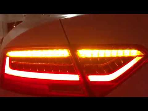 Audi A5/S5 Facelift (FL) LED Tail lights - Install