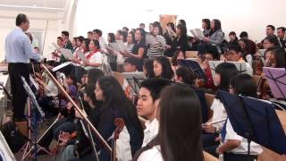 Tựa Làn Trầm Hương - Ca Đoàn Thánh Tâm 20140111