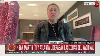 """San Martín de Tucumán le pide el ascenso a la AFA: """"Vamos a llegar al TAS"""""""