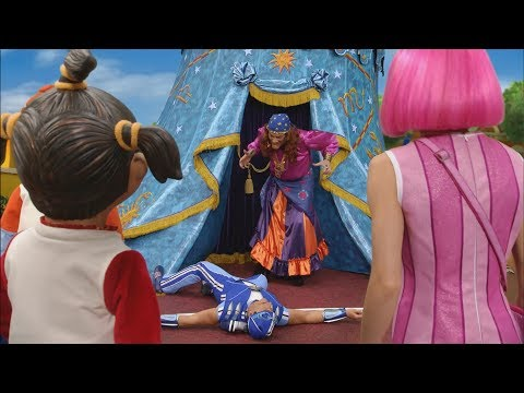 LazyTown S04E10 The Fortune Teller 1080p HD
