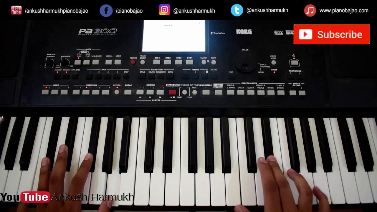 Download SUVA LAHAKT HE - सुवा लहकत हे - Casio/Piano Tutorial - Pianobajao