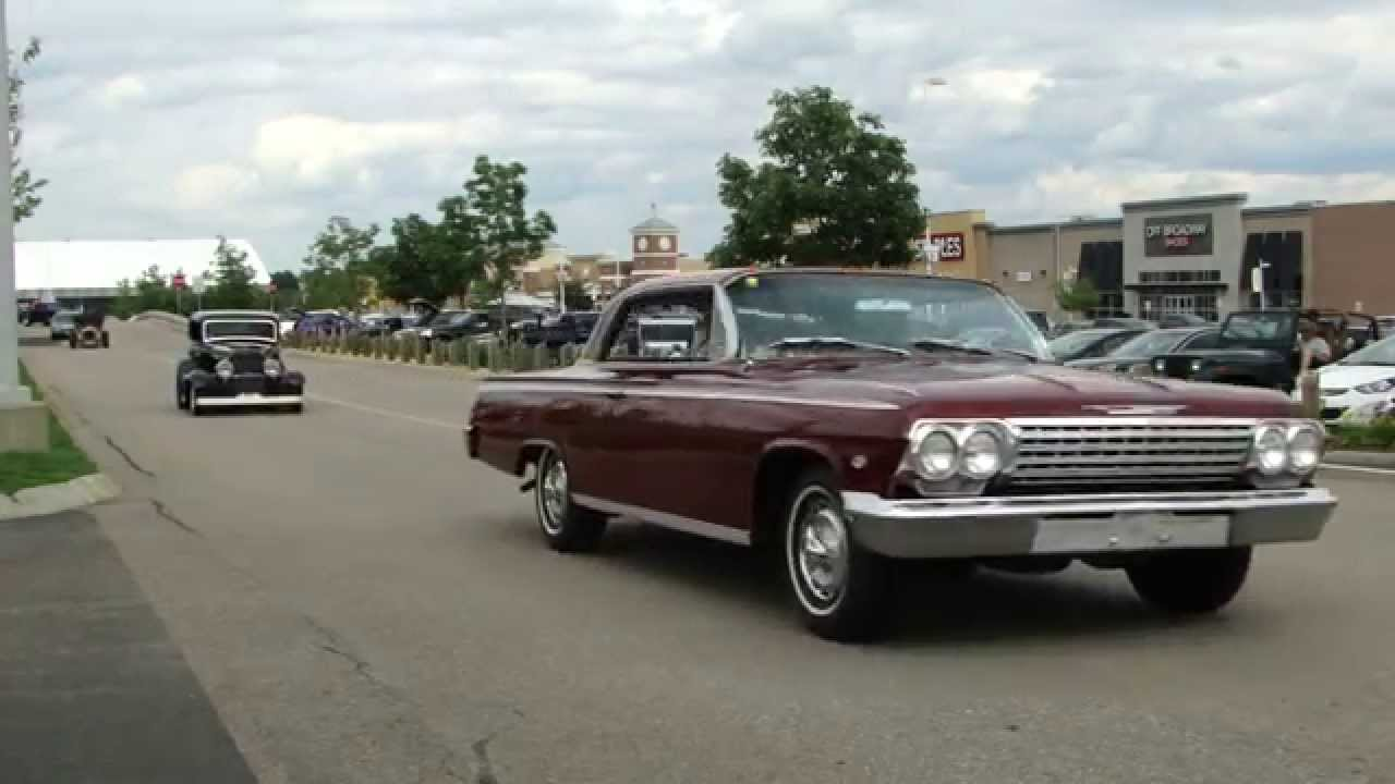 bass pro shop car show massachusetts free ma 2015 - YouTube
