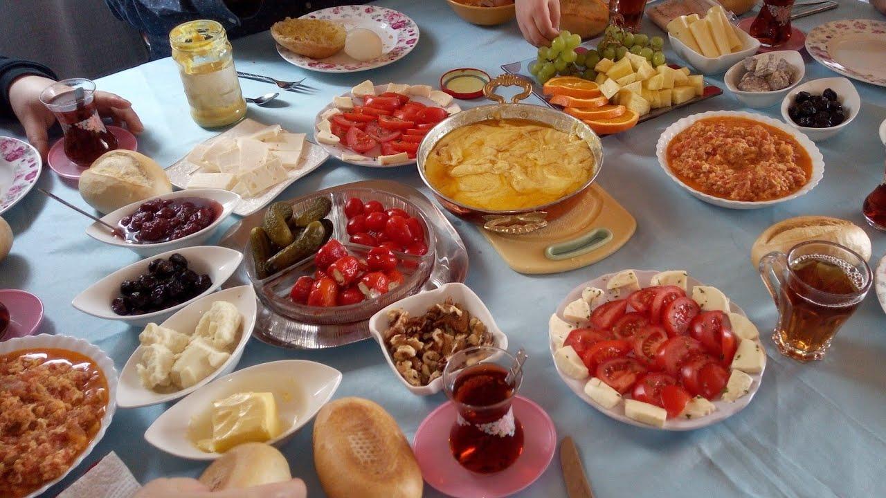 Günlük Vlog || enfes kahvaltı || fırında enfes yemek tarifi || birlikte tarifi yapalim