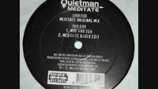 Quietman - Meditate