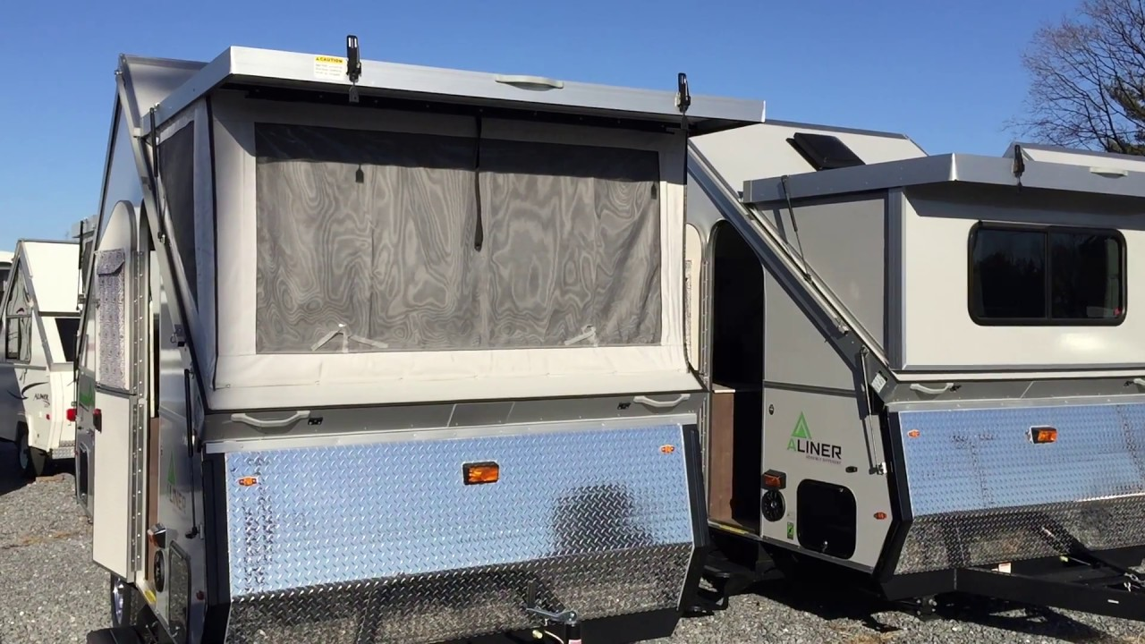 Aliner expedition for sale craigslist - 2017 Expedition By Aliner Comparison W Paul The Air Force Guy