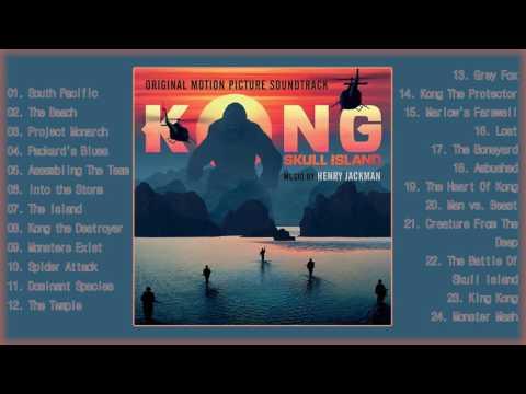 Kong : Skull Island (Full Movie OST) - Henry Jackman