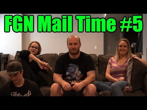 FGN Crew Fan Mail Time #5 March 18th 2017